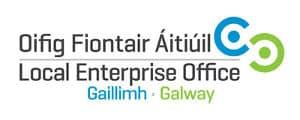 logo leo local enterprise ofice galway